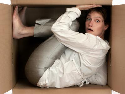 permanent solution claustrophobia